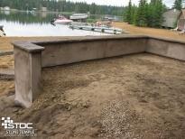 concrete sundeck gazebo