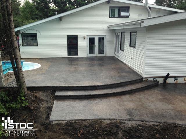 Concrete Patios & Outdoor Living Spaces