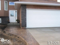 stamped concrete ST-001