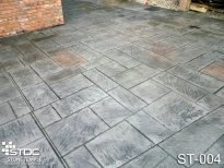 stamped concrete ST-004