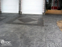 stamped concrete ST-008