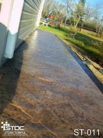 stamped concrete ST-011