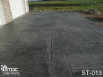 stamped concrete ST-013