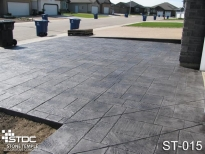 stamped concrete ST-015