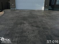 stamped concrete ST-016