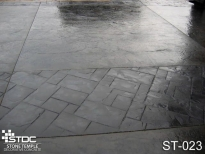 stamped concrete ST-023