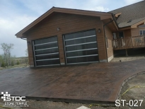 stamped concrete ST-027