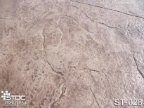stamped concrete ST-028