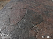 stamped concrete ST-039