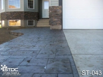 stamped concrete ST-043