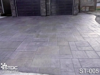 stamped concrete ST-005