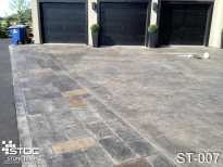stamped concrete ST-007