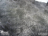 stamped concrete ST-009