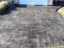 stamped concrete ST-014