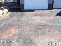 stamped concrete ST-021