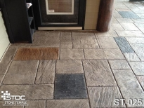 stamped concrete ST-025