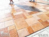 stamped concrete ST-029