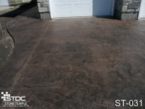 stamped concrete ST-031