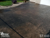 stamped concrete ST-033