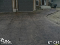 stamped concrete ST-034