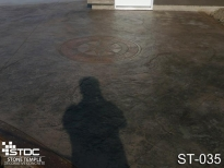 stamped concrete ST-035