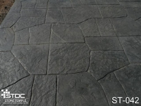 stamped concrete ST-042