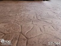 stamped concrete ST-044