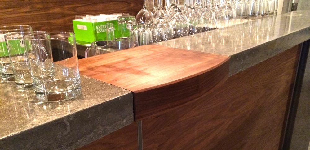 Outdoor Kitchen Bar Tops
