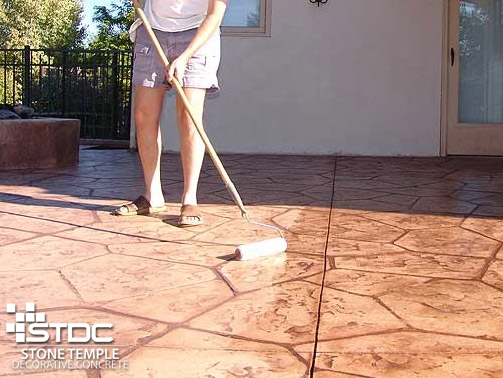 Concrete Protective Sealing